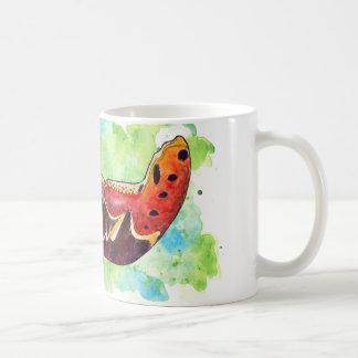 Polilla de atlas taza de café