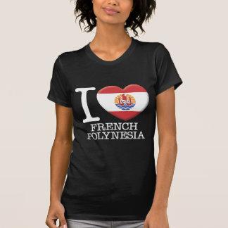 Polinesia francesa camisetas