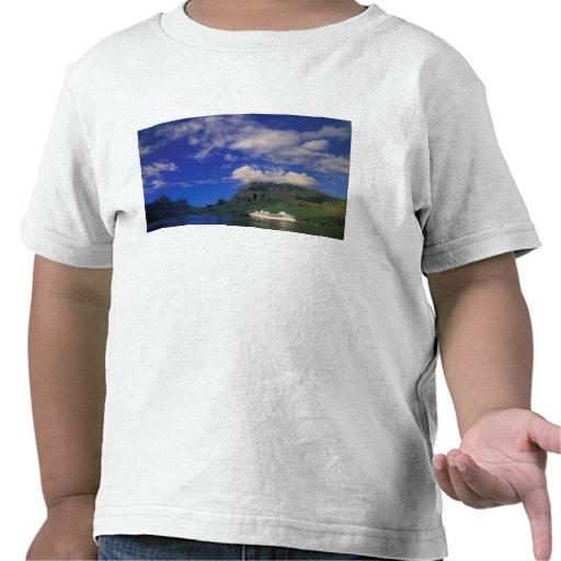 Polinesia francesa, Moorea. Bahía de los Camisetas