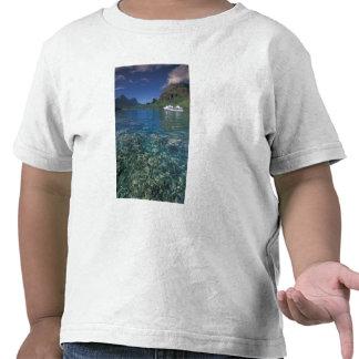 Polinesia francesa, Moorea. Bahía de los Camiseta