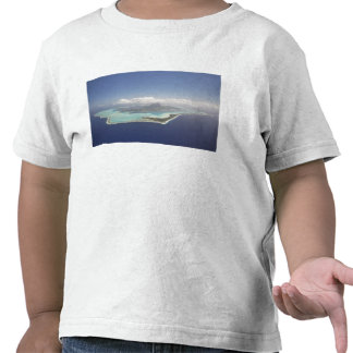 Polinesia francesa, Tahití, Bora Bora. Camisetas