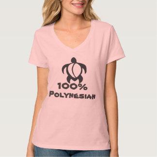Polinesio Honu del 100% Camiseta