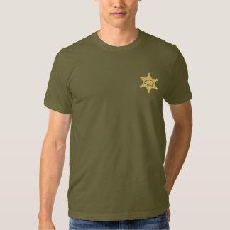 Polis gordos camisetas