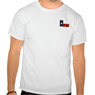 Política de Tejas Camiseta