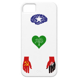 Political issues iPhone 5 funda