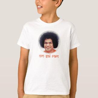 Polivinílico-Algodón de la camiseta del niño de