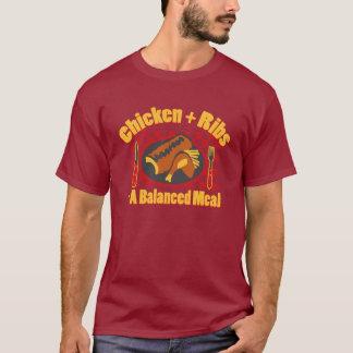 Pollo + Costillas Camiseta