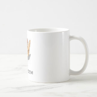 ¡Pollo, UR un POLLO! Taza De Café