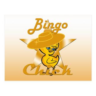 Polluelo #10 del bingo postal