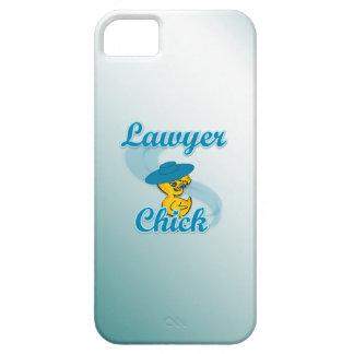 Polluelo #3 del abogado iPhone 5 cárcasa