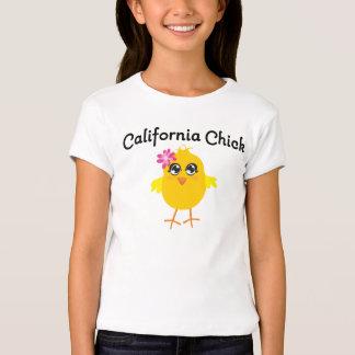 Polluelo de California Camisetas