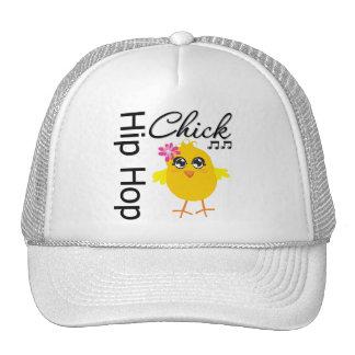 Polluelo de Hip Hop Gorras