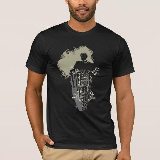 Polluelo de Moto Camiseta