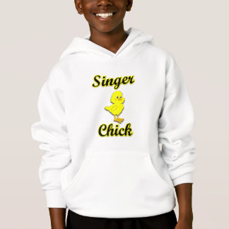 Polluelo del cantante