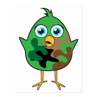 Polluelo del ejército postal
