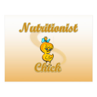 Polluelo del nutricionista postal