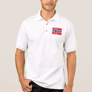 Polo Bandera de Noruega