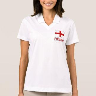 Polo Bandera e Inglaterra inglesas