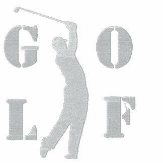 Polo bordado golf