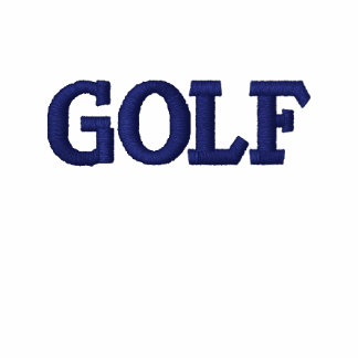 Polo bordado señoras del golf