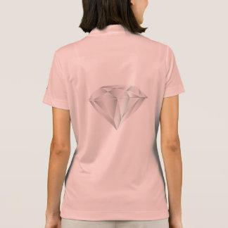 Polo Diamante blanco para mi amor