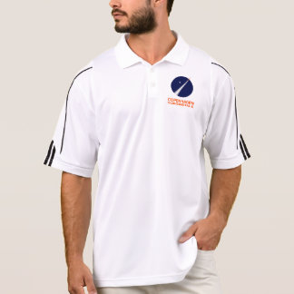 Polo para hombre con el logotipo de Copenhague