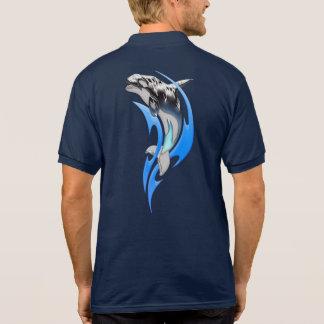 Polo tribal de la orca