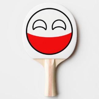 Polonia Countryball Pala De Ping Pong