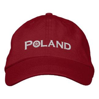 Polonia Gorra Bordada