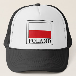 Polonia Gorra De Camionero