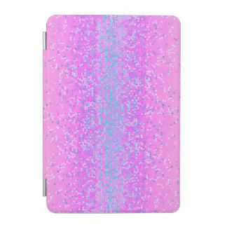 Polvo de estrella del brillo del iPad de la Cubierta De iPad Mini