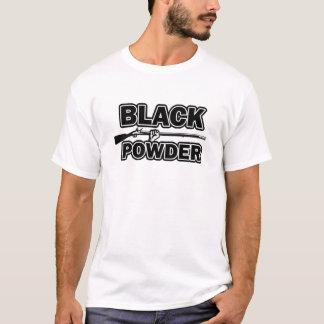 Polvo negro camiseta