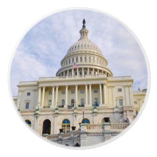Pomo De Cerámica Edificio de Capitol Hill en Washington DC