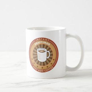Ponente inmediato taza de café