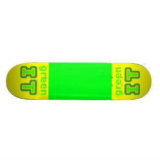 póngalo verde el gibsphotoart del MUSEO Tablas De Patinar