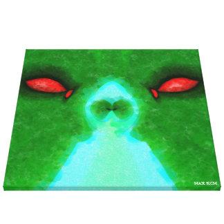 Pónganos verde lienzo