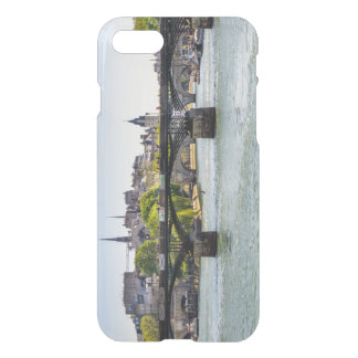 Pont des Arts en París, Francia Funda Para iPhone 7