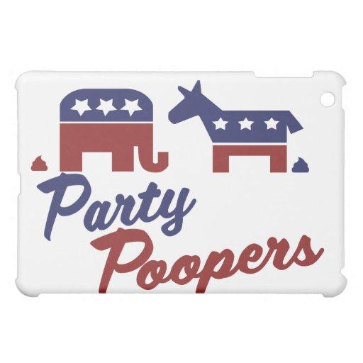 Poopers políticos del fiesta de la parodia