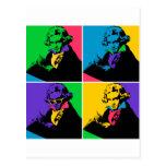 Pop Beethoven Cartão Postal