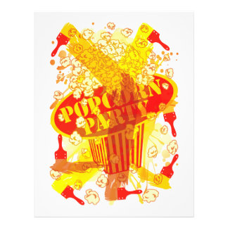 POPCORN_PARTY FOLLETO 21,6 X 28 CM