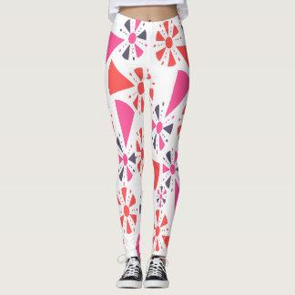 popsicles geométricos leggings