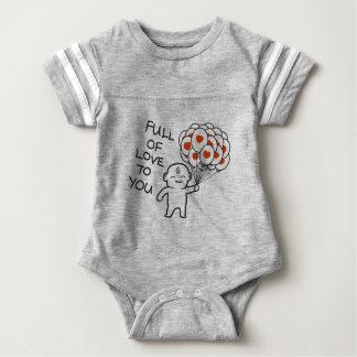 Por completo del amor a usted body para bebé