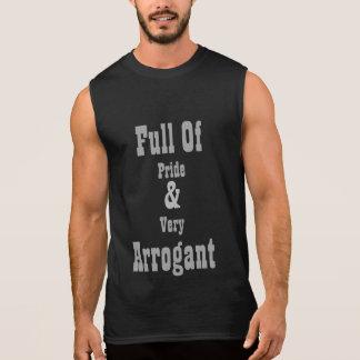 Por completo del orgullo, camiseta