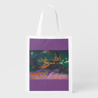 Por el bolso reutilizable del mar