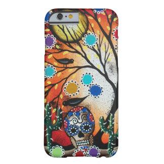 Por el día de Lorri Everett_ de los muertos, Funda Para iPhone 6 Barely There