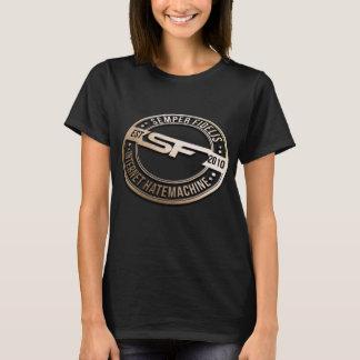 "Por Fidelis Badge ""oro"" - Female Camiseta"