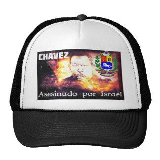 Por Israel de Chavez Asesinado Gorro De Camionero
