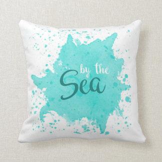 Por la almohada del mar