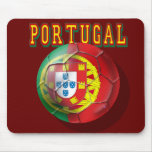 """Por Portugueses de las boleadoras de """"Portugal"""" Alfombrilla De Ratón"""