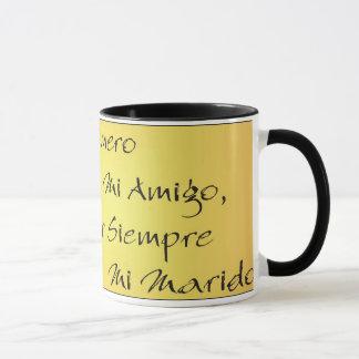 Por Siempre MI Marido© - Taza del Latón de Tijuana